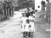 Migliandolo Via Maestra anno 1952